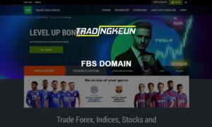 Domain Website FBS